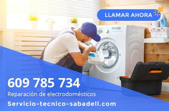 reparacion de electrodomesticos en sabadell