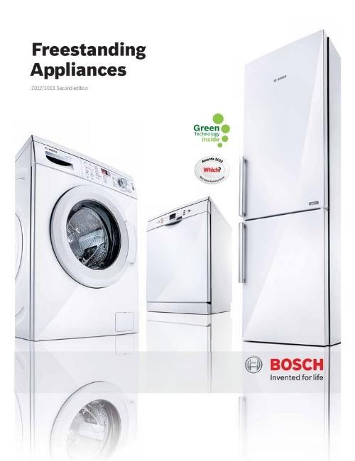 Electrodomesticos Bosch reparacion