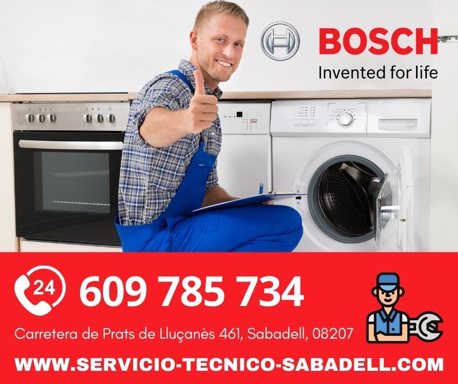 Servicio Tecnico Bosch Sabadell